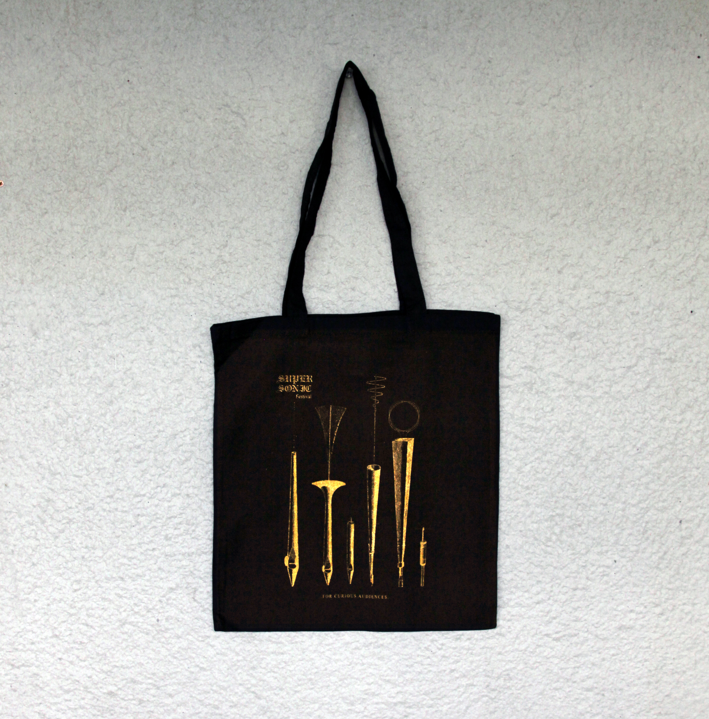 Supersonic 2015 Tote bag