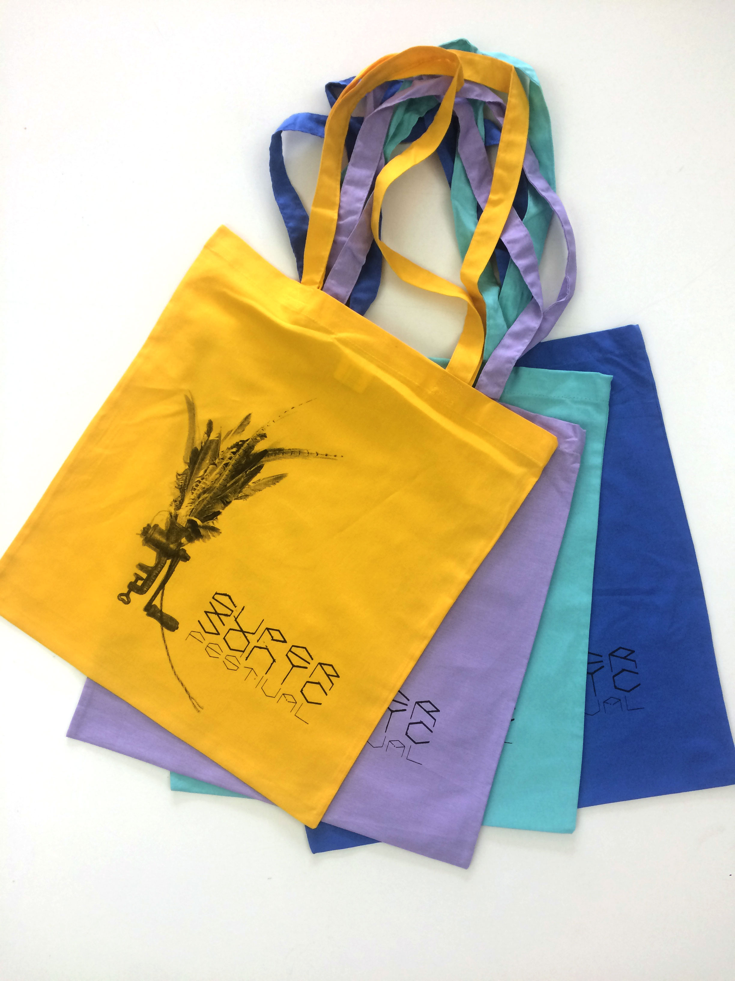 Supersonic Festival 2017 tote bag