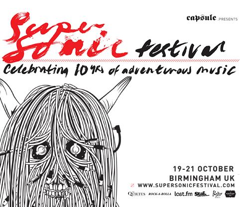 Clash Magazine Interview Capsule's Lisa Meyer – Supersonic Festival