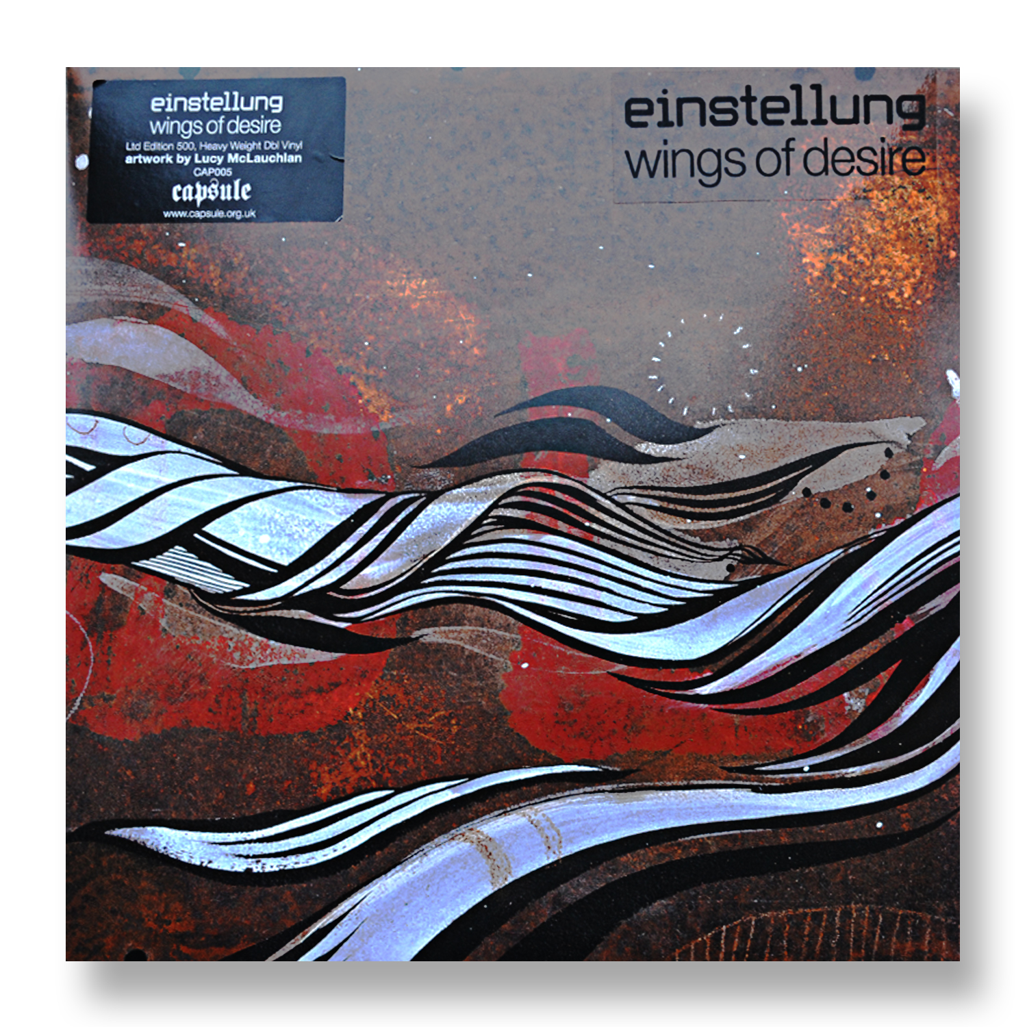 Einstellung 'Wings of Desire' - vinyl