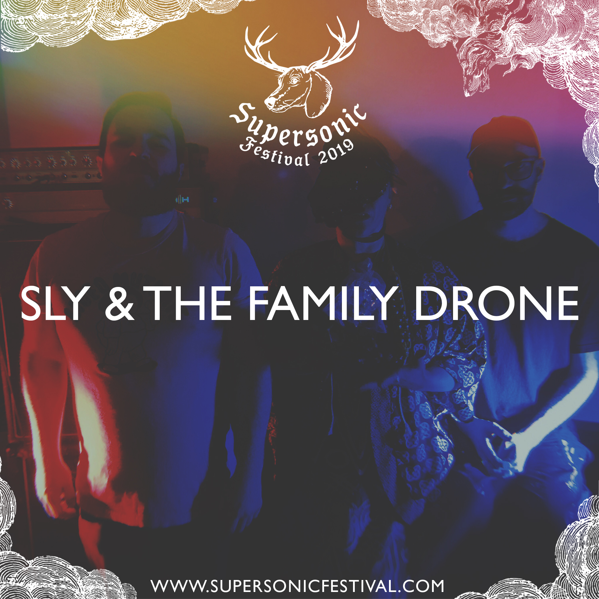 News – Supersonic Festival | 19-21 July 2019