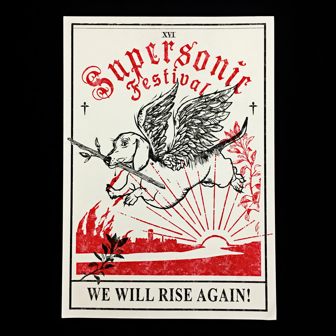 We Will Rise Again poster