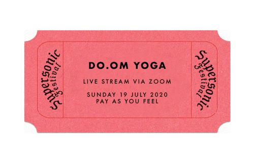 Do.om Yoga (Live Stream)