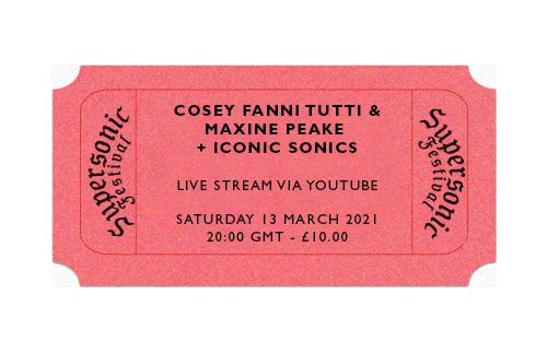 Cosey Fanni Tutti & Maxine Peake / Iconic Sonics