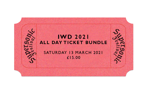 IWD 2021 ALL DAY TICKET BUNDLE