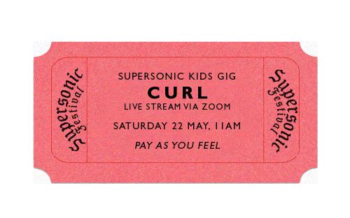 Kids Gig: CURL (live stream)